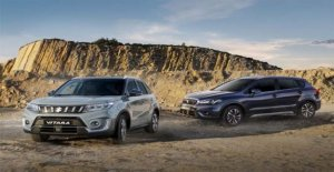 Suzuki Vitara or S-Cross, now also in a Hybrid