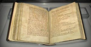 That which tells us that the Dna found in the medieval books