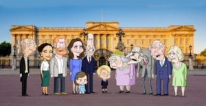 'The Prince', the royal family becomes a satire cartoon in the eyes of the prince George