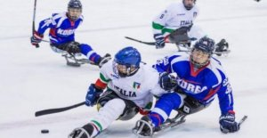 The international tournament of Para Ice Hockey, is looking for volunteers