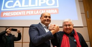 Zingaretti with Callipo in Reggio: never give in Calabria to the right that hates the south