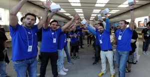 Apple will have to compensate the employees that has searched after work