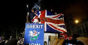 Brexit, the bill is salty: the United Kingdom has already cost 200 billion pounds