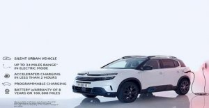 C5 Aircross Hybrid, how many of the ideas