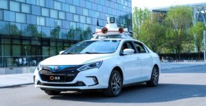 Car is autonomous, the China points to the primacy