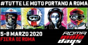 Effect of Coronavirus: returned to Rome Motodays