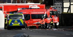 Germany, drive on the crowd. The investigators: Until now, the hypothesis attempted murder