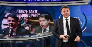 Government, Renzi: If Conte rejects our proposals, Italy Living will step back