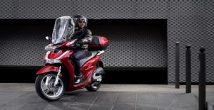 New Honda SH, the return of the King
