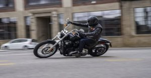 New Softail Standard, passion Harley