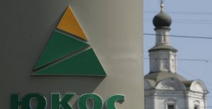 Russia, the new ruling requires compensation to the former shareholders of Yukos 50 billion