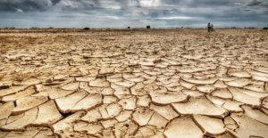 Scorched earth. On Sciences, because the new climate is dry agriculture