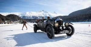 St. Moritz, the concours d elegance and the chic of the world
