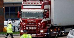 The massacre of the truck fridge, Hanoi incrimina seven people in Britain