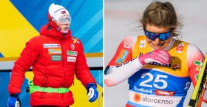 The Norwegian ski team, can pick world CHAMPIONSHIP medalist