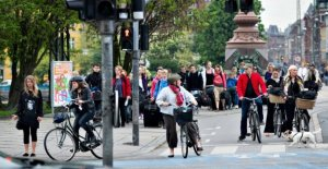 Big action against cyclists: 1448 fines in one week