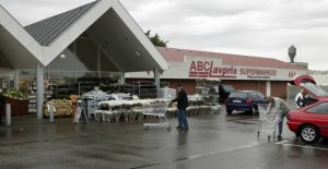 Cloud Danish family earn the fortune at the supermarket