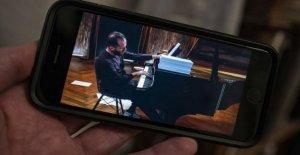 Coronavirus: the pianist Igor Levit will play Erik Satie for 20 hours