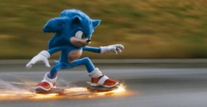 Faster than the re-opening of the meeting, Sonic is back for a second film