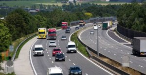 Germany screws bissen on the face of drivers