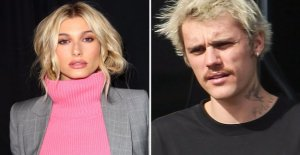 Hailey bieber's question about the reunion with her husband