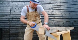 Hand saws are the backbone of a good craftsman