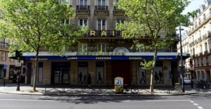Judicial Liquidation requested to the three bookstores Gibert Joseph