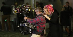 Kisses and crowd scenes in film : new rules of shooting take effect