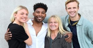 Let's dance by 2020 – win-win Sussie Eriksson, John Lundvik, the finale?