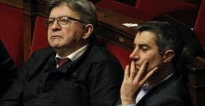 Mélenchon precludes application of Ruffin in 2022 : For the moment, the flag is firmly held