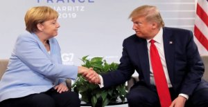 Merkel refuses to participate in the G7 summit in the UNITED states