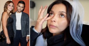 Nicole Falciani, after the departure of Eric Saade: very, Very tough mentally,
