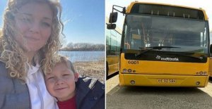 Nine-year-old thrown off the bus: the School called the mother, because he was not sprung up