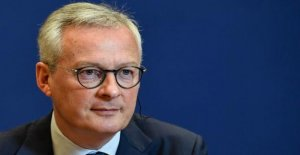 No reason to take the plane for distances of less than 2h30, writes Bruno Le Maire