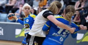 Nykøbing Falster jump on afbudsbillet to the EHF Cup