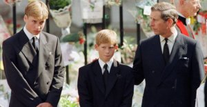 Prince William: the Grief over my mother's death came again
