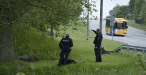 Several attacks in the Danish town of: Two people stabbed in a day