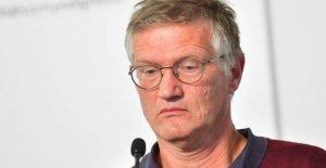 Sweden's statsepidemiolog receives death threats