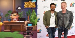 The new single from Shaggy and Sting unveiled on Animal Crossing