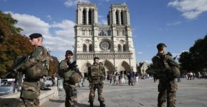 The square in front of Notre-Dame de Paris reopens this Sunday