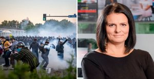 The united states expert: for this reason, the aftermath of the riots in the united states