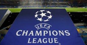 UEFA keeps the door open regarding the CL restart