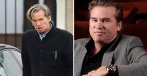 Val Kilmer disobeyed their religion in order to survive, strupcancern
