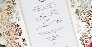 Tips for Designing Elegant Wedding invitations