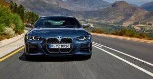 BMW gets criticism for the new design: Looks like kanintænder