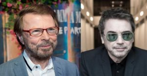 Björn Ulvaeus of Abba succeeds Jean-Michel Jarre to defend the authors-composers