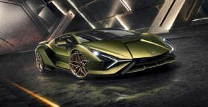 Blasphemy, or the future? Lamborghini get the electric motor