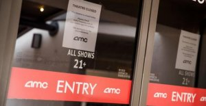 Cinemas AMC threatened with bankruptcy by a health crisis