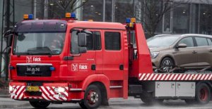 Falck is laying off 300 employees in Denmark