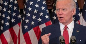 Forecasts predict a win for Biden at the primaries in several states